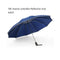 Inverted Umbrella With Reflective Strip - TrendiaStore