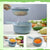 9-in-1 MULTI FUNCTIONAL FOOD CHOPPER