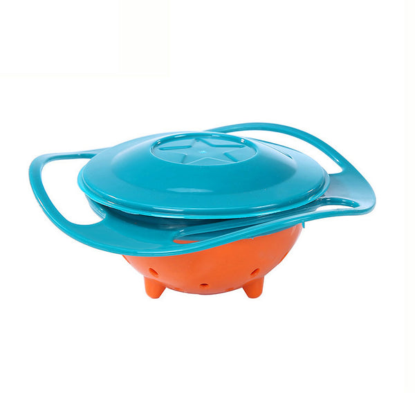 SPILL PROOF 360 ROTATIONAL BOWL FOR TODDLERS - TrendiaStore