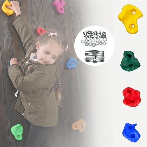Rock Climbing Holds - 15pcs Pack