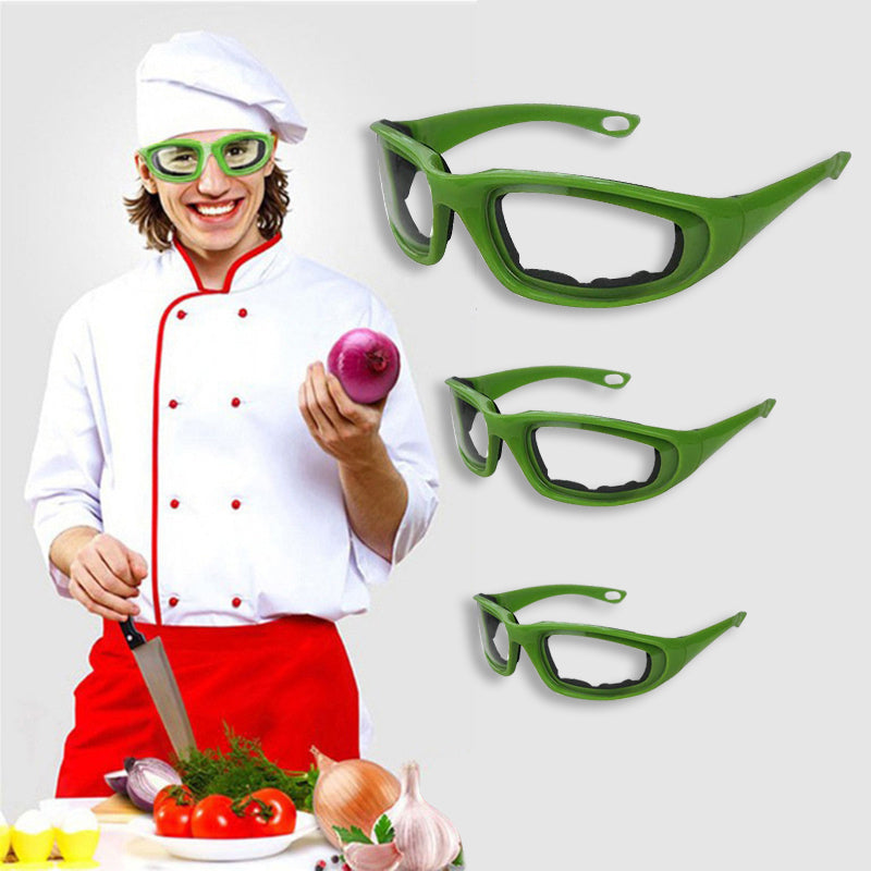 Onion Protection Kitchen Eye Goggles - TrendiaStore