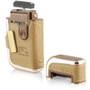 Electric Rechargeable Vintage Leather Shaver Electric Razor - TrendiaStore