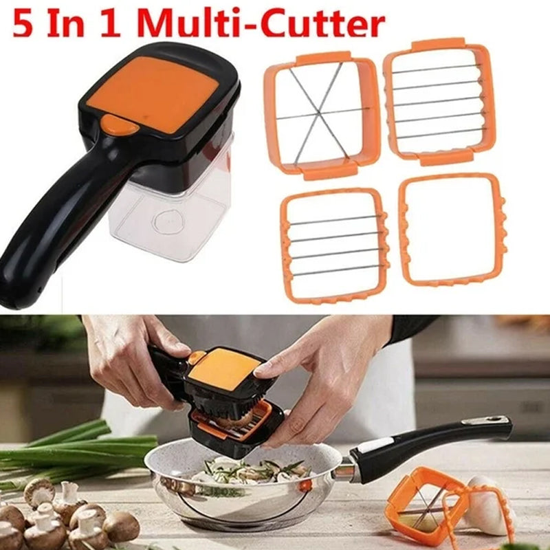 Multi functional Fruit and Vegetable Dicer - TrendiaStore