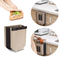Collapsible Cabinet/ Door Mounted Hanging Dust Bin - TrendiaStore
