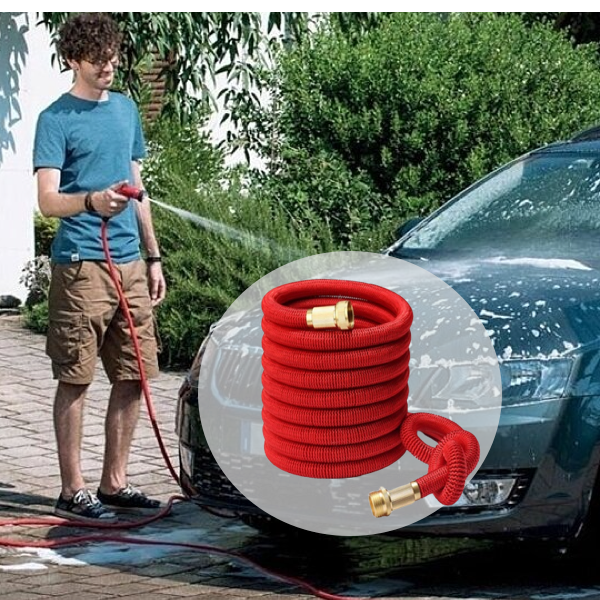 Space-Saving Expandable Water Hose | Water Pipe For Gardening, Washing Car - TrendiaStore