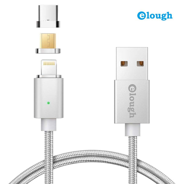 3 In 1 Magnetic Charging Cable - TrendiaStore