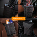 Car Seat Attachable Car Dustbin & Storage Organizer - TrendiaStore