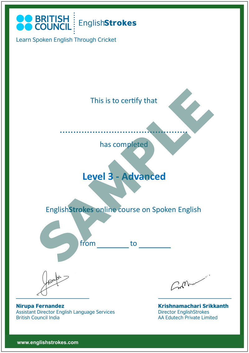 Online English Speaking Course by British Council - TrendiaStore