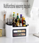 Multi functional Kitchen Rack