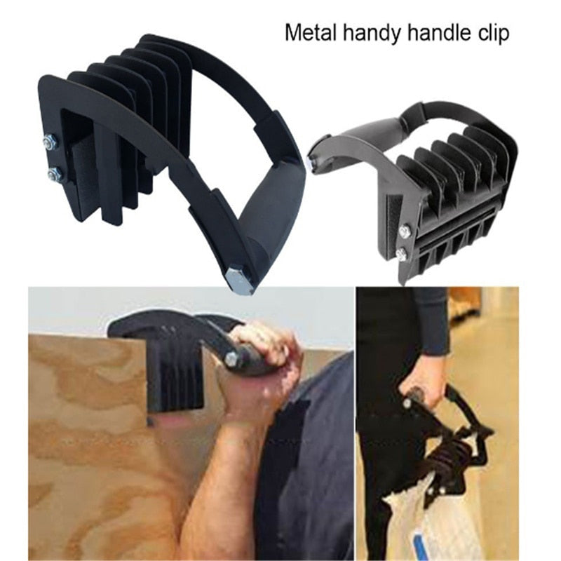 Heavy-Duty Metal Gripper