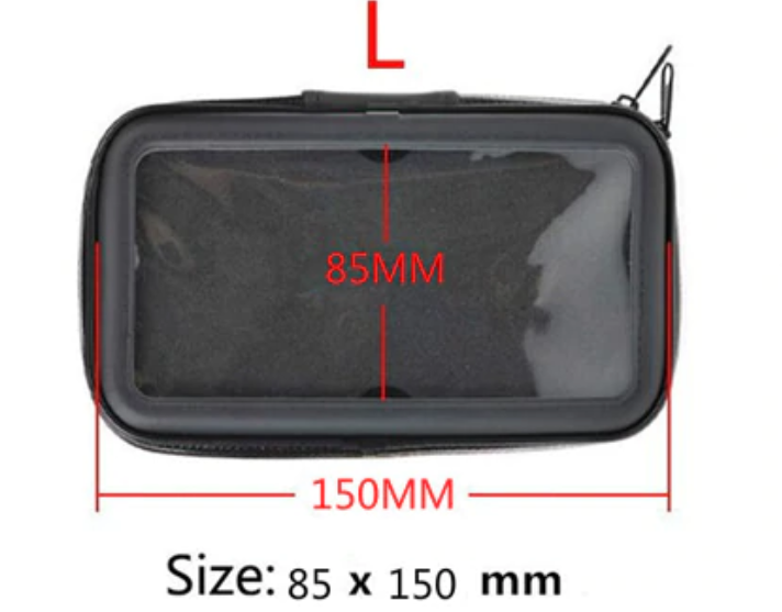 Bike Mobile Phone Pouch - TrendiaStore