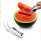 Stainless Steel Watermelon Slicer and Server - TrendiaStore