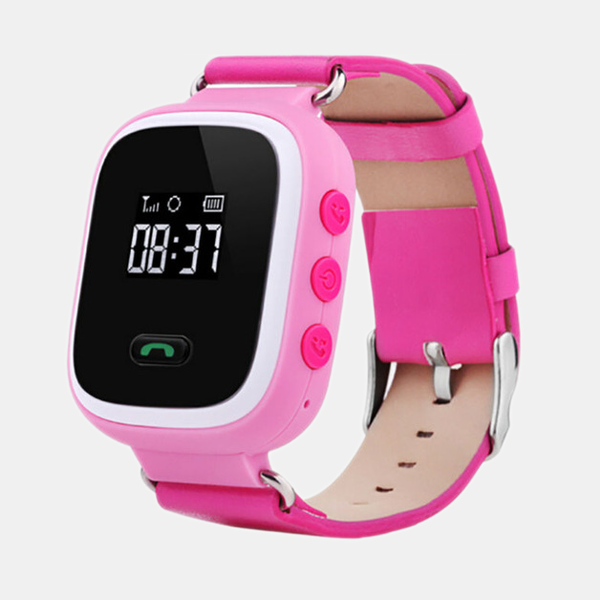 GPS Kid Tracker Smart Wristwatch - Q60 - TrendiaStore