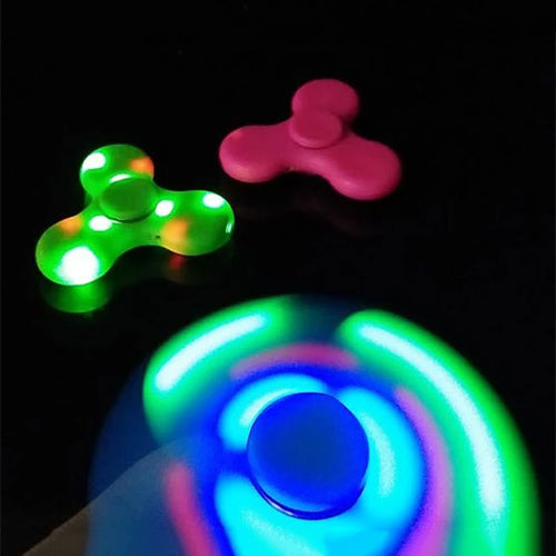 LED Bluetooth Speaker Fidget Spinner - TrendiaStore