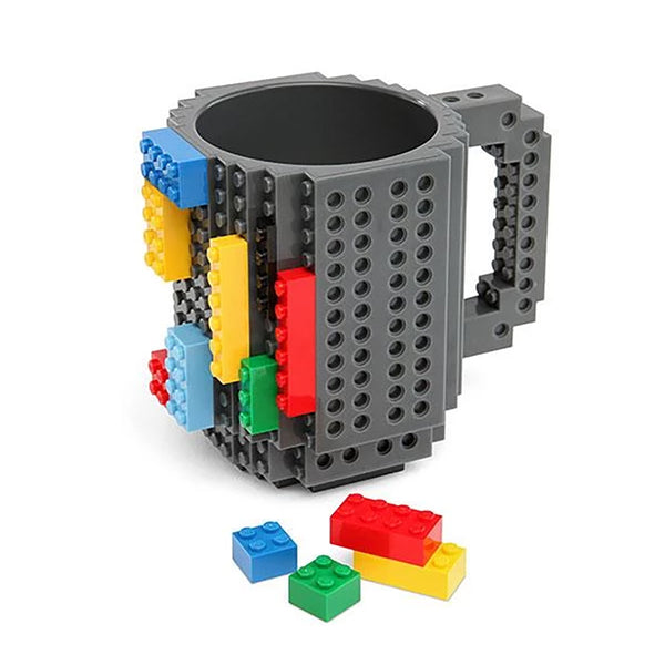 'LEGO' Inspired Build On Brick Mug - TrendiaStore