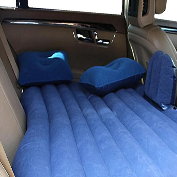 Inflatable Car Air Mattress Kit - TrendiaStore