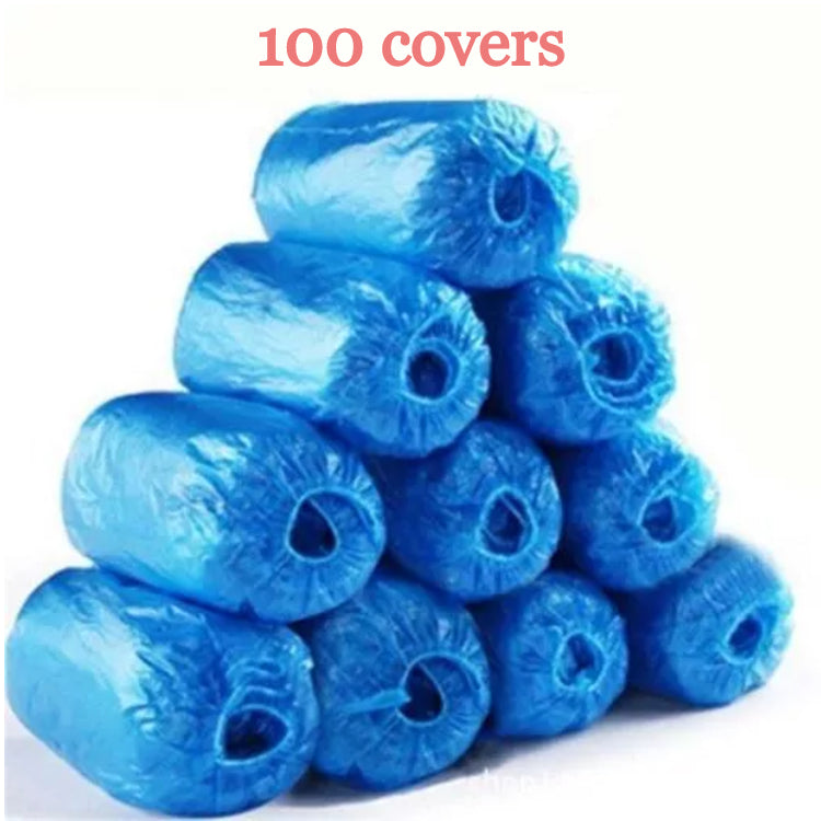 Shoe Cover Dispenser with 100 Covers