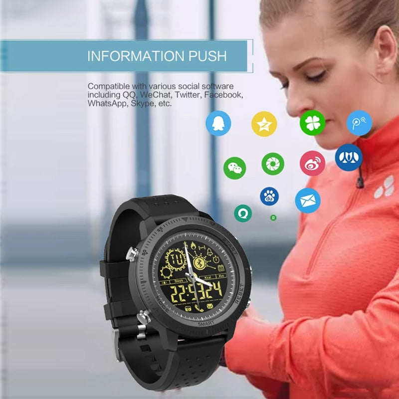 Hybrid Smart Watch - TrendiaStore