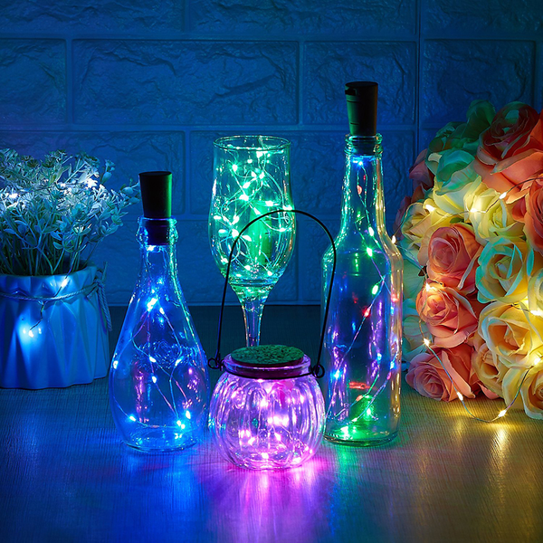 Bottle Led Cork lights - TrendiaStore