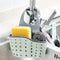 Hanging Kitchen Sink Storage Basket And Drainer - TrendiaStore