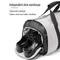 Minimalistic Gym/Travel Duffle Bag - TrendiaStore