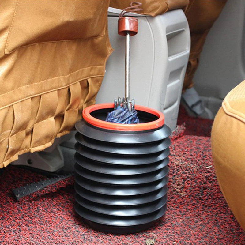 Collapsible Dust Bin /Storage Bucket For Car / Household - TrendiaStore