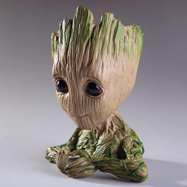 Baby Groot Table Flower Pot - TrendiaStore