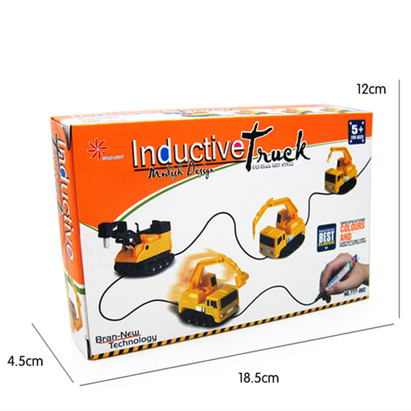 Mini Magic Inductive Toy Truck - TrendiaStore