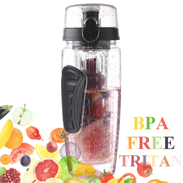 Fresh Fruit Infuser Detox Shaker Bottle - TrendiaStore
