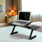 Flexi Adjustable Heat Absorbing Laptop Stand With Mouse Tray - TrendiaStore