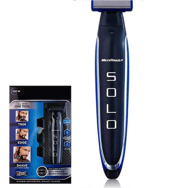 All in One Solo Personal  Rechargeable Trimmer, Shaver and Edger - TrendiaStore