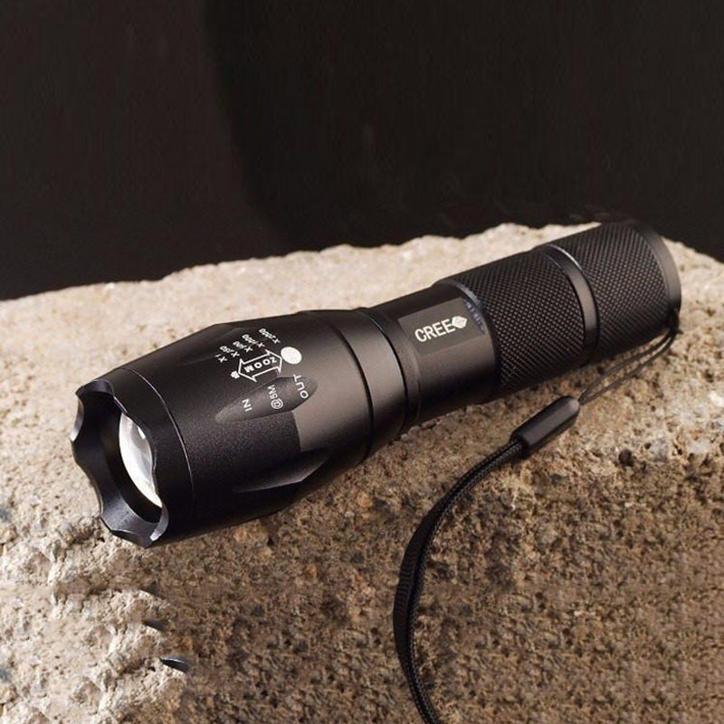 TacLight Travel Flashlight (Not sold in Stores) - TrendiaStore