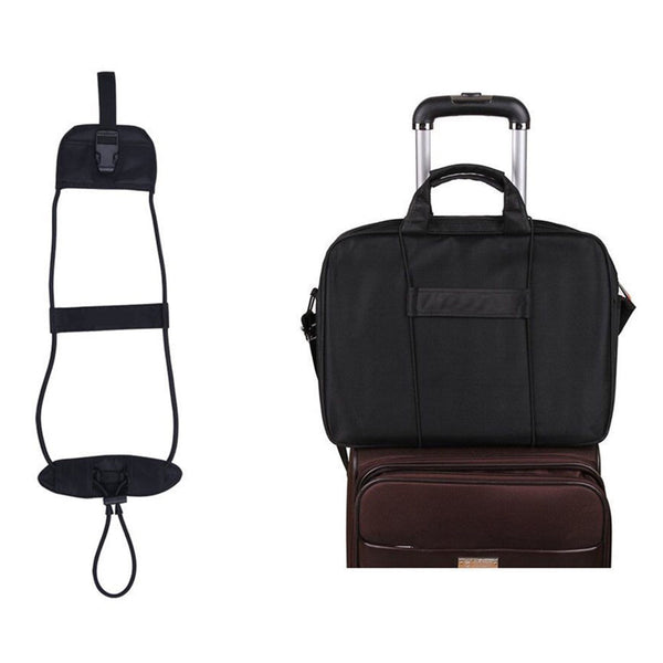 Suitcase Handle Bag Attaching 'Bungee' Belt - TrendiaStore