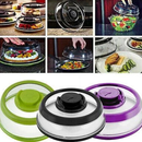 Press N Fresh Vacuum Seal Food Lid: Preserves Cut Fruit/Leftover Food - TrendiaStore
