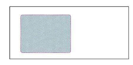 E7 - Large Single Window Envelopes (1,000 count)