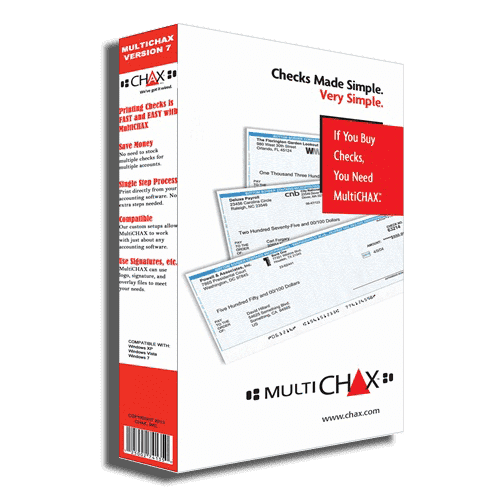 MultiCHAX Starter Edition - Software - CHAX SOFTWARE INC