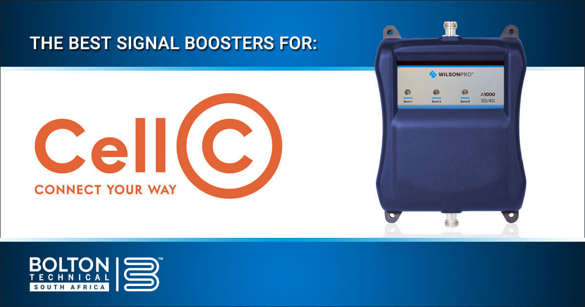 Cell C Signal Booster