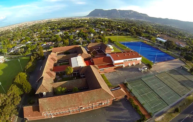 Bergvliet High School - Capetown, South Africa