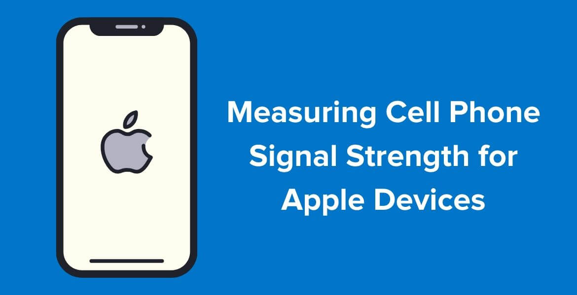 Signal Strength for iPhone