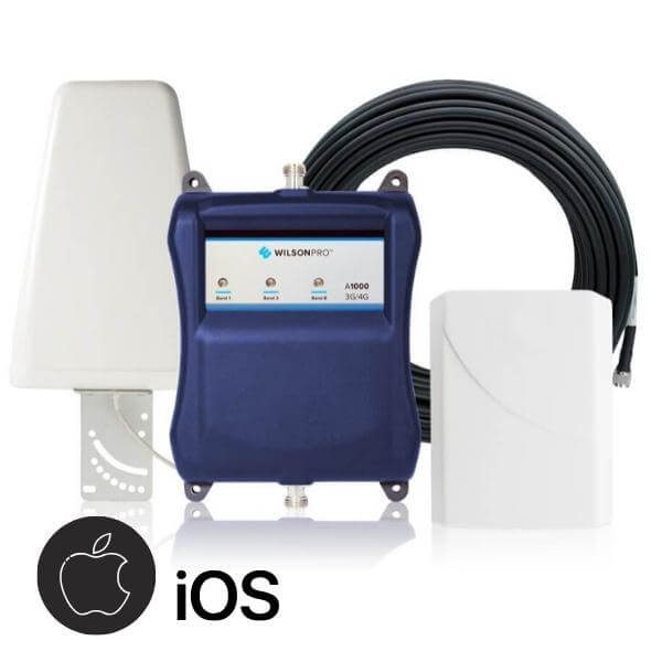 iOS Office Signal Booster