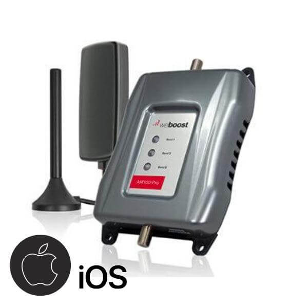 iOS Vehicle Signal Booster