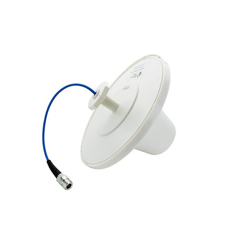 4G Ceiling Mount Dome Antenna 50 Ohm, PIM 140dB