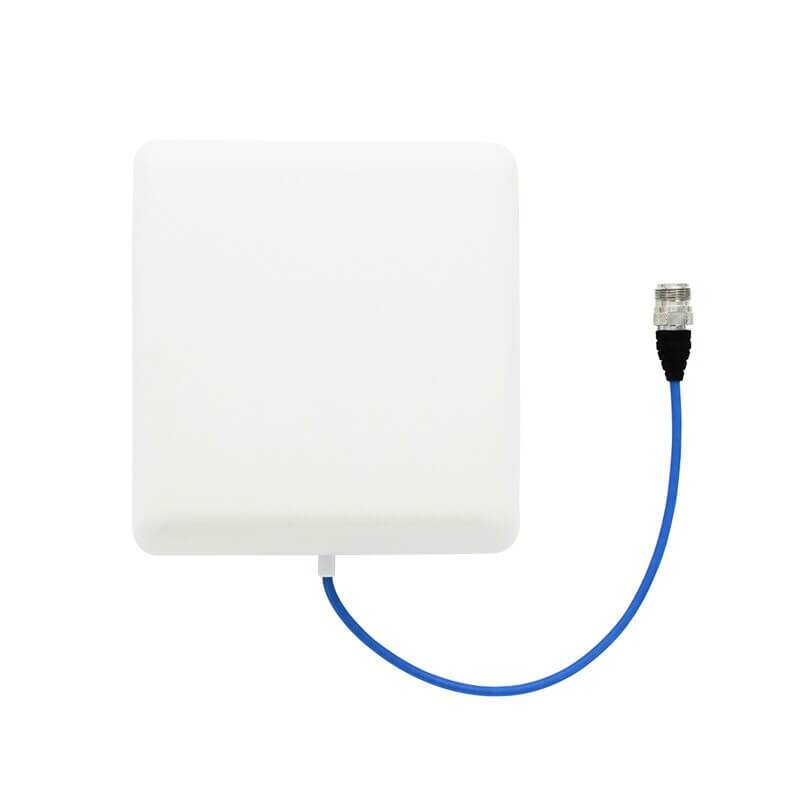 Outdoor Wall Mount Panel Antenna 50 Ohm, PIM 153dB
