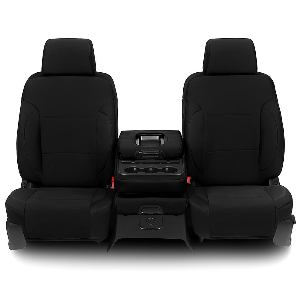 Toyota Tacoma - Black Diamond™ Neoprene Seat Covers