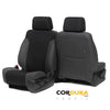 1000D CORDURA® Canvas Seat Covers - Ford Ranger
