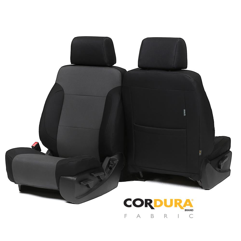 Chevy & GMC 1500 - 1000D CORDURA® Canvas Seat Covers