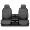X-Factor Synthetic Leather Seat Covers  - Chevy & GMC Heavy Duty