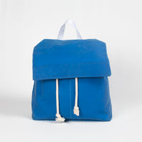 Mara blue waterproof backpack