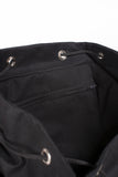 Max black waterproof backpack