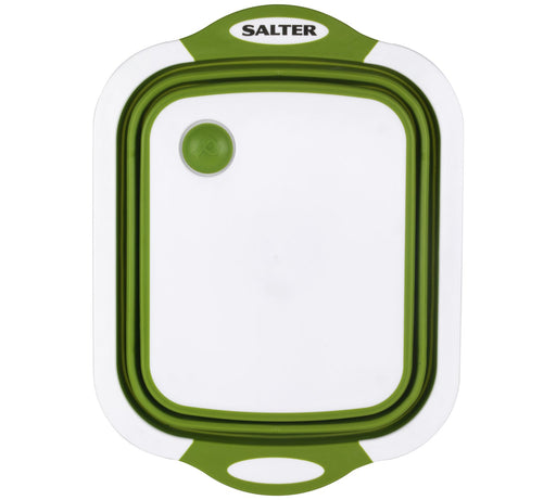 Salter 2 in 1 Chopping Board and Colander